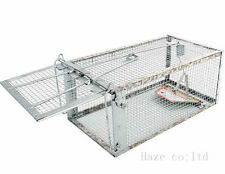 RAT MOUSE VERMIN CAGE TRAP HUMANE ANIMAL CATCHER PEST CONTROL NO POISON Hot sell