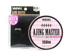 Varivas P.E Line Ajing Master DC-PE Vivid 150m P.E 0.3 Max 5.4lb (7270)