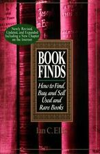 Book Finds:  How to Find, Buy, and Sell Used and Rare Books (Revised)-ExLibrary