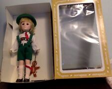 Vintage Doll. Effanbee. Storybook Doll. Hansel. #FB1194. Original Box