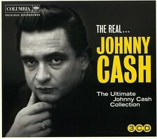 Johnny Cash - Real [New CD] UK - Import