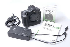 Canon EOS-1D Mark II Digital Camera + Battery + Charger + Manuals