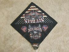 2016 Sturgis Harley Davidson Black Hills Motorcycle Rally Bandana New With Tags