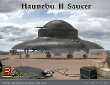 Pegasus Hobbys Haunebu II German WWII UFO Saucer Model Kit 1/144 IN STOCK !