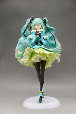 hatsune miku Snow-in-Summer Miku pvc figures toys collection ANIME doll new