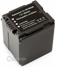 NEW 2800mAh VW-VBG260-K Battery Pack for Panasonic HDC-TM700 HDC-TM700K HDC-SD9