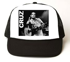 TED CRUZ MIDDLE FINGER JOHNNY CASH Spoof Logo HAT President 2016 Republican Cap