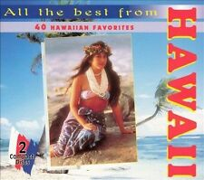 All the Best From Hawaii - Various Artists sealed 2 cd set