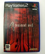 Jeu RESIDENT EVIL 4 pour Sony Playstation 2 PS2 - Game for Playstation 2 (PAL)