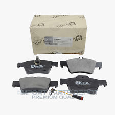 Mercedes Rear Brake Pads Pad Set Premium Quality 0059320 + Sensor VIN#REQUIRED