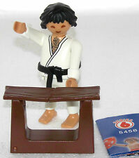 Karate combatientes Playmobil figures 6 Boys 5458 a Sport asia artes marciales china 837