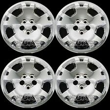"4 CHROME Dodge Charger 300 Magnum 17"" Bolt on Hub Caps Full Rim Wheel Covers NEW"