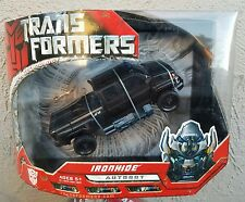 Transformers 2007 Movie IRONHIDE Voyager Class MISB GM Topkick
