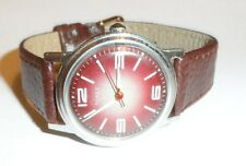Poljot 1MCHZ USSR Vintage Wristwatch, 16 jewels,in very nice working condition