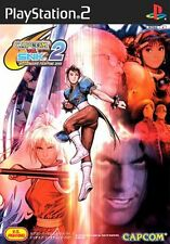 USED Capcom vs SNK 2: Millionaire Fighting 2001 Japan Import PS2