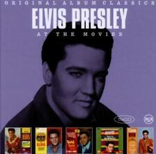 Elvis Presley - Original Album Classics (Elvis Gold Records Vol. 1-5) 5CD Neu