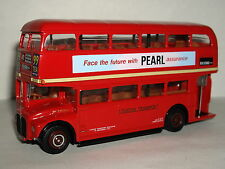 EFE  ROUTEMASTER BUS LONDON TRANSPORT ON SERVICE IN MANCHESTER 1/76 15635B