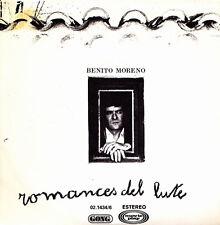 BENITO MORENO-ROMANCE DE LA HUIDA DEL LUTE + ROMANCE DE LA COGIDA DEL LUTE