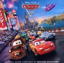 Various-Cars 2-version anglaise-CD NEUF