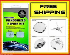 Windscreen Crack REPAIR KIT, Windshield Auto Glass Repair Kit - Brand new item
