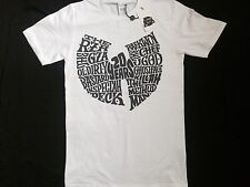 WU-TANG CLAN 20 YEARS ANNIVERSARY T-SHIRT MEDIUM (rap,hip-hop,odb,method man)