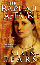 Iain Pears The Raphael Affair Very Good Book