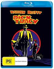 Dick Tracy Blu-ray Discs NEW