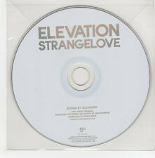 (GH704) Elevation, Strangelove - 2008 CD