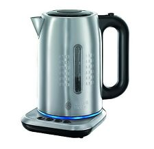 Russell Hobbs 20160 Illumina Kettle, 1.7 L, 2400 W - Brushed Stainless Steel