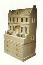 Doll House  1/12 Scale  The City House KIT  Large  (Not including base)   by DHD