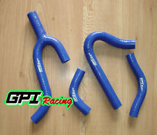 silicone radiator hose for KTM 250/300/380 SX/EXC/MXC 1998-2003 1999 2000