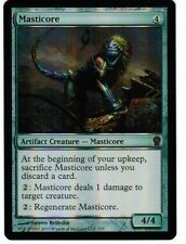 1x Masticore ! From the Vault : Relics FOIL ! engl. NM MtG