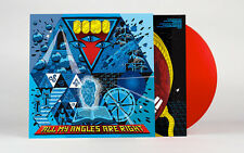 CYNE All My Angles Are Right RED VINYL LP Record & MP3! indie hip hop album NEW+