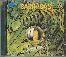 BARRABAS - forbidden CD