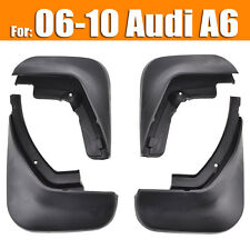 FIT FOR 06 07 08 09 10 AUDI A6 (C6) SEDAN MUD FLAP FLAPS SPLASH GUARDS MUDGUARDS