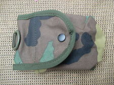 ARKTIS WEBBING POUCH BELT CHEST RIG yoke FFD IFAK FIELD DRESSING US WOODLAND CAM
