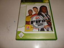 Xbox FIFA Football 2003 Classics (3)