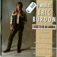 CD the world of Eric Burdon-i used to be an animal 742304010728
