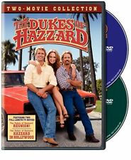 DUKES OF HAZZARD : REUNION &  IN HOLLYWOOD MOVIE  - DVD - UK Compatible -sealed