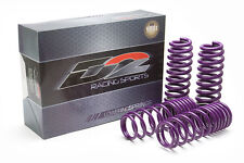 D2 Racing Lowering Springs 05-14 Ford Mustang Base GT 5.0L Cobra Drop F-1.6 R-2""