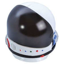 Adult Astronaut Helmet Sci Fi Spaceman Mask Fancy Dress Accessory