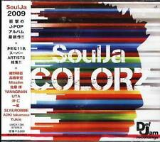 SoulJa - Colorz - Japan CD - NEW Yukihiro Takahashi