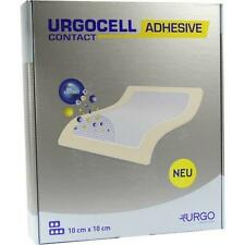 URGOCELL Adhesive Contact Verband 10x10 cm 10 St