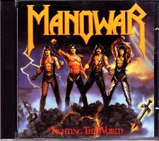 Manowar-Fighting The World cd album