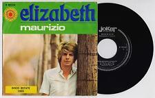 MAURIZIO ARCIERI - ELISABETH / SIRENA joker M7021X45 1969 IT