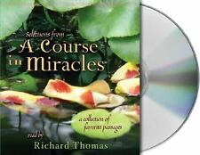 Selections from A Course in Miracles: A Collection of Favorite Passages - New