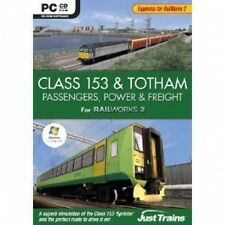 Class 153 and Totham - Passengers Power & Freight Add on for Railworks2 (PC)NEW