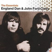 The Essentials by England Dan & John Ford Coley (CD, 2003) best of hits LIKE NEW