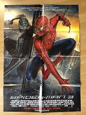 Filmposter * Kinoplakat * A1 * Spider-Man 3 * 2007 * Motiv A