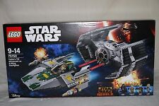 Lego 75150 VADER'S TIE ADVANCED vs A-WING STARFIGHTER - Brand new Star Wars
